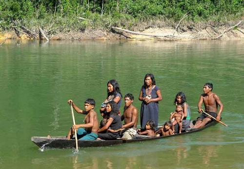 Племя Пираха