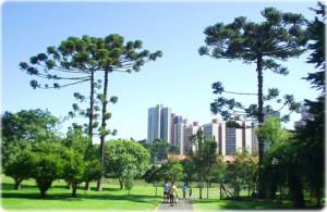 парк в Бразилии