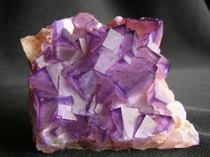 кристаллы фтора