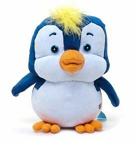 игрушка: пингвин из мультфильма