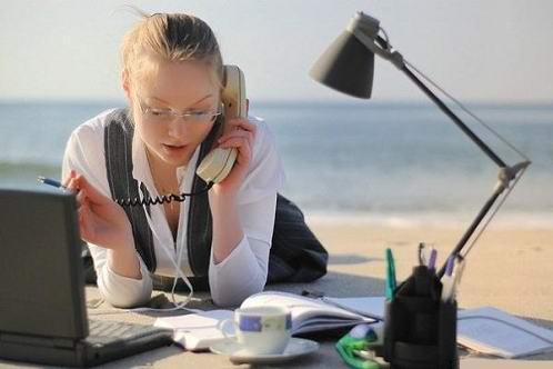 работа без офисного рабства