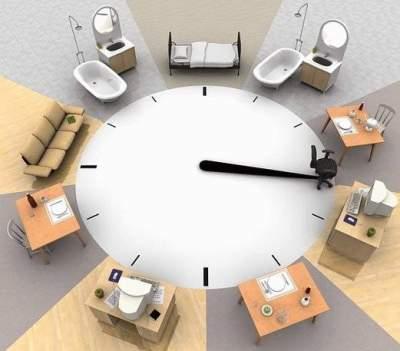 количество часов в сутках